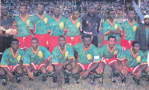 Cameroon-93-unknown-home-kit-green-red-green-line-up.jpg