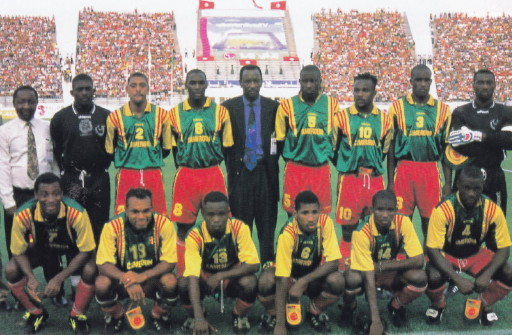Cameroon-96-adidas-home-kit-green-red-red-line-up.jpg