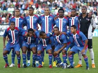 Cape Verde-10-11-KS SPORT-home-kit-blue-blue-blue-line up.JPG