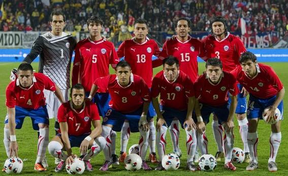 Chile-10-11-PUMA-home-kit-red-blue-white-line-up.JPG