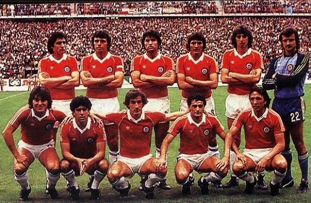 Chile-1982-adidas-world-cup-home-kit-red-white-white-line-up.jpg