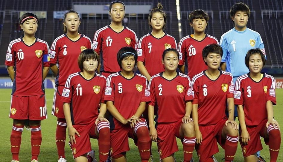 China PR-12-adidas-U20-women-home-kit-red-red-red-line-up.JPG