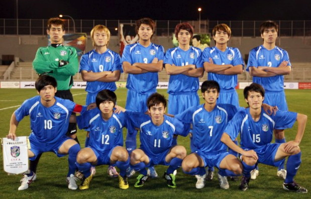 Chinese-Taipei-10-Tor Star-home-kit-blue-blue-blue-line-up.jpg