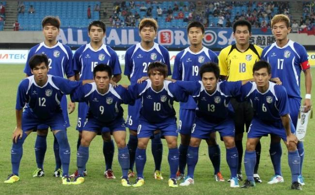 Chinese-Taipei-11-12-Tor Star-home-kit-blue-blue-blue-line-up.JPG