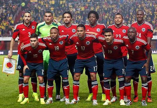 Colombia-2014-adidas-away-kit-red-navy-red-line-up.jpg