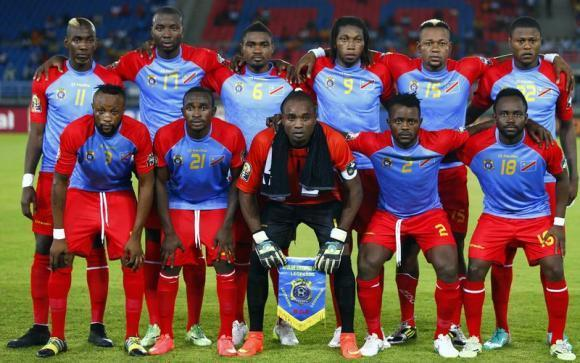 Congo-DR-2015-O'Neills-home-kit-light-blue-red-red-line-up.jpg