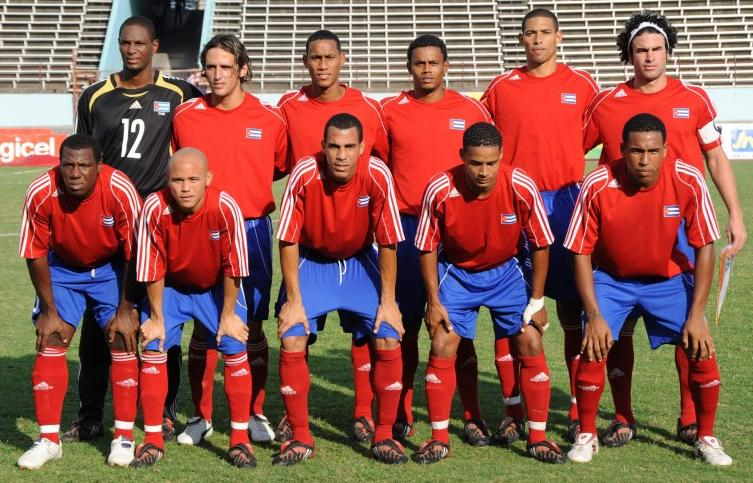 Cuba-08-adidas-home-kit-red-blue-red-line up.JPG