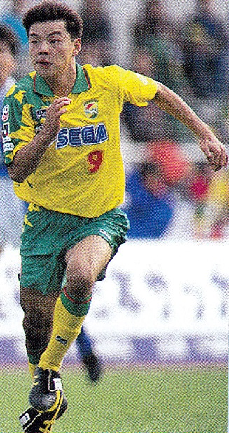 ジェフユナイテッド市原-1995-asics-cup-homed-kit-yellow-green-yellow.jpg