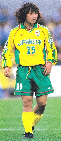 ジェフユナイテッド市原-1999-Mizuno-first-kit-yellow-green-yellow.jpg