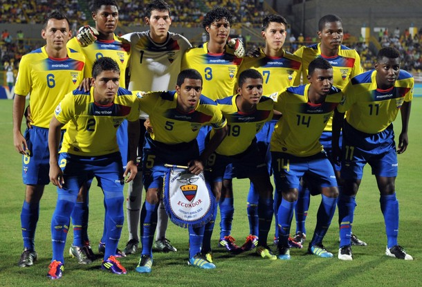 Ecuador-11-12-marathon-home-kit-yellow-blue-blue-line-up.jpg