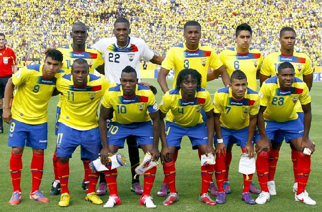 Ecuador-11-13-marathon-home-kit-yellow-blue-white-line-up.JPG