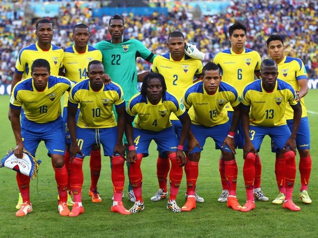 Ecuador-14-15-marathon-home-kit-yellow-blue-red-line-up.jpg