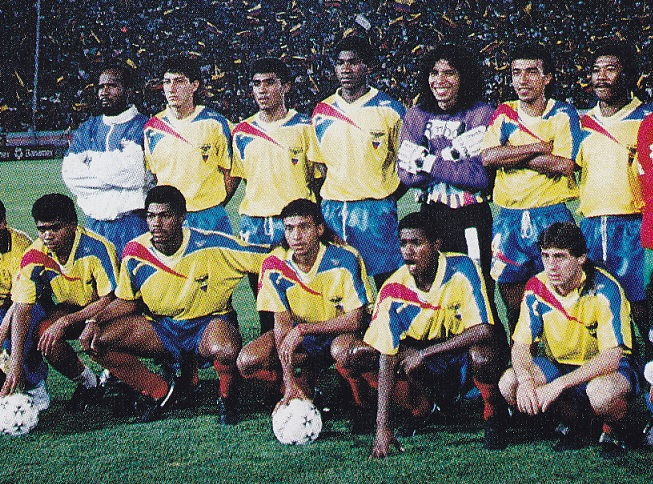 Ecuador-94-95-Reebok-kit-yellow-blue-red-line-up.jpg