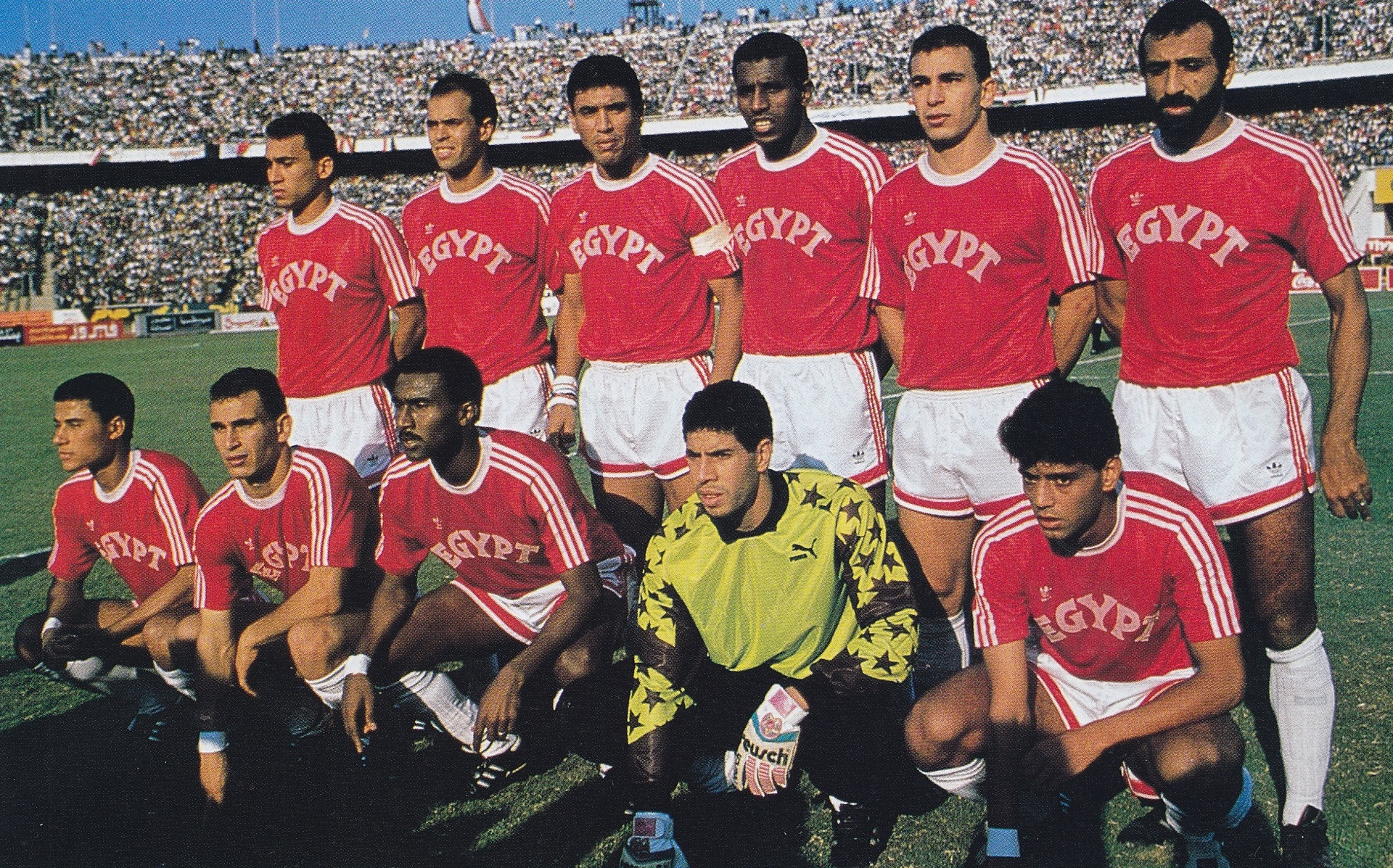 Egypt-1989-adidas-home-kit-red-white-white-line-up.jpg