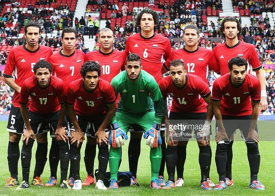 Egypt-2012-adidas-olympic-home-kit-red-black-black-line-up.jpg