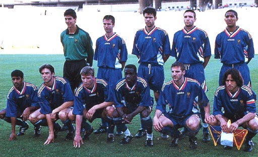 France-94-95-adidas-U-21-home-kit-blue-blue-blue-pose.JPG