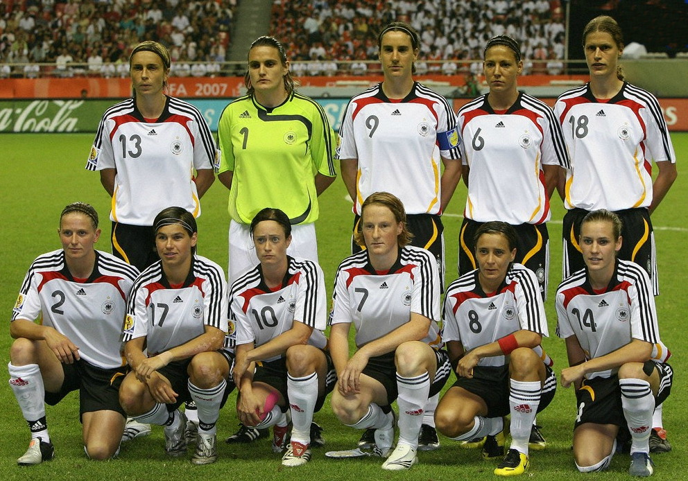 Germany-07-adidas-women-home-kit-white-black-white-line-up.jpg