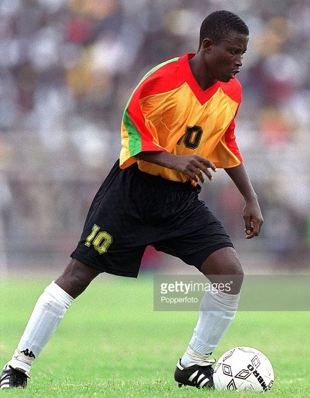 Ghana-2001-no-name-first-kit-yellow-black-white.jpg