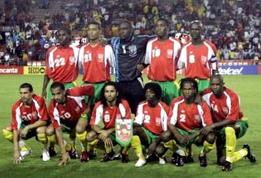 Guadeloupe-07-unknown-red-green-yellow-line-up.JPG