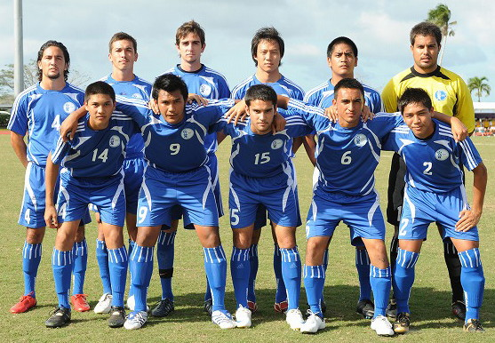 Guam-06-07-adidas-home-kit-blue-blue-blue-line-up.jpg
