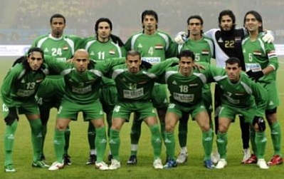 Iraq-08-09-PEAK-away-kit-green-green-green-group-photo.jpg