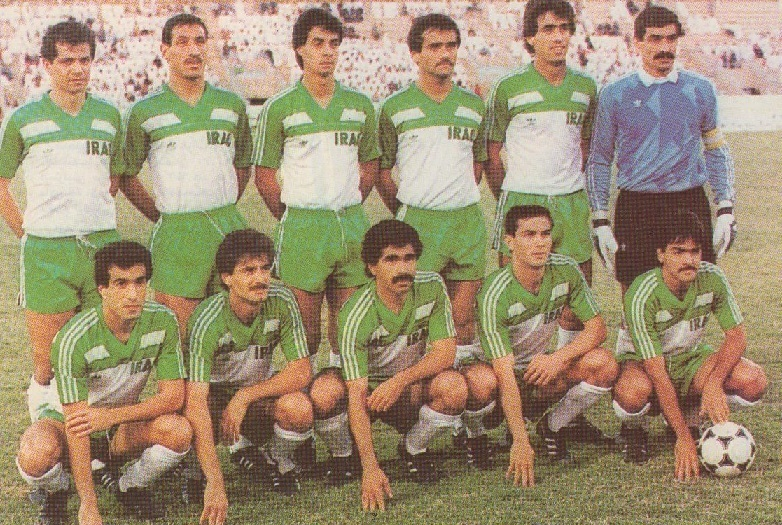 Iraq-1980's-adidas-home-kit-white-green-white-line-up.jpg