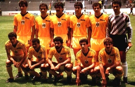 Iraq-1986-adidas-world-cup-kit-yellow-yellow-yellow-line-up.jpg