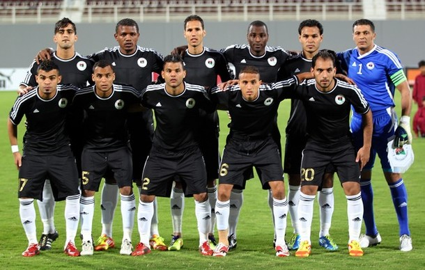 Libya-12-adidas-home-kit-deep green-deep green-white-line-up.jpg