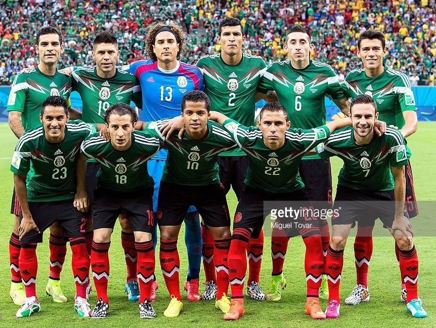 Mexico-2014-adidas-world-cup-home-kit-green-black-red-line-up.jpg