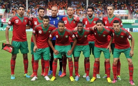 Morocco-13-adidas-home-kit-red-green-red-line-up.jpg