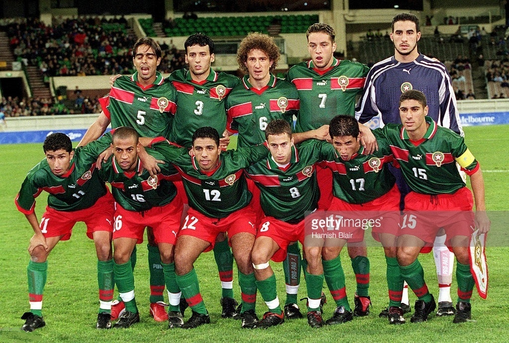 Morocco-2000-PUMA-olympic-away-kit-green-red-green-line-up.jpg