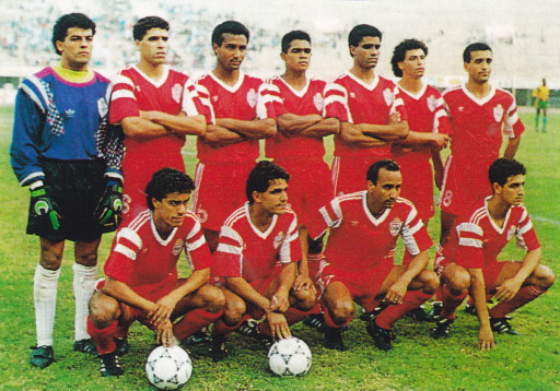Morocco-93-adidas-home-kit-red-red-red-line-up-2.jpg