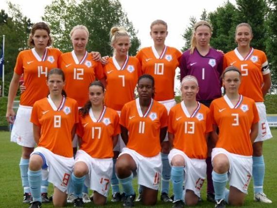 Netherlands-08-09-NIKE-women-home-kit-orange-white-light-blue-line-up.jpg