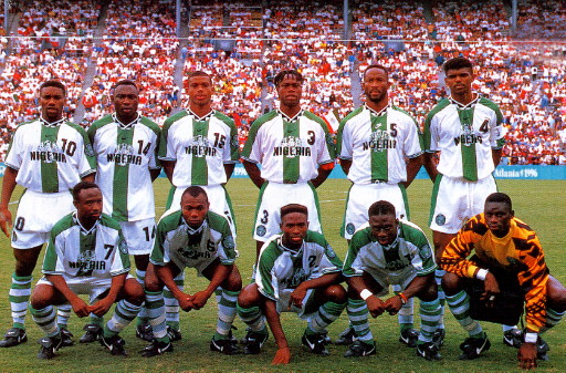 Nigeria-96-NIKE-away-kit-white-white-stripe-line-up.jpg