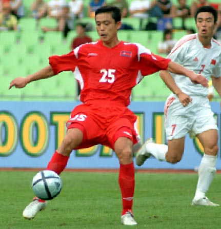 North Korea-05-UMBRO-home-kit-red-red-red.JPG