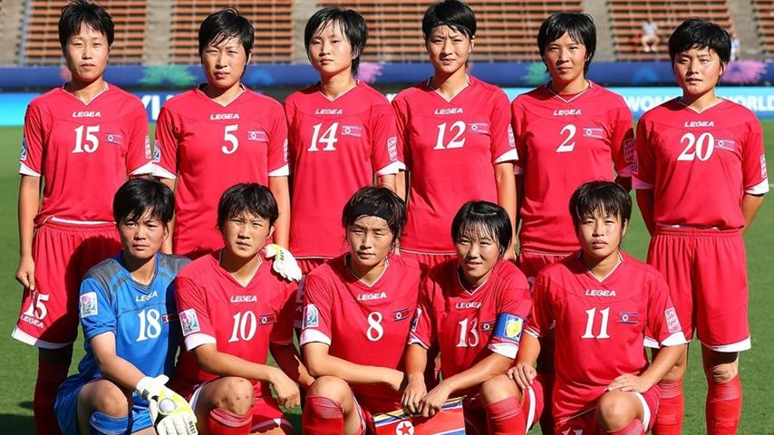 North Korea-12-LEGEA-U20-women-home-kit-red-red-red-line-up.JPG