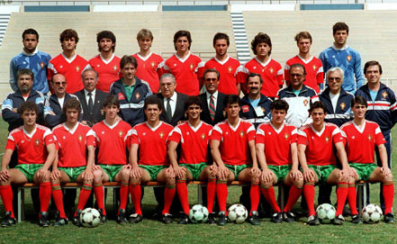 Portugal-88-89-adidas-U-20-home-kit-red-green-red-line-up.jpg