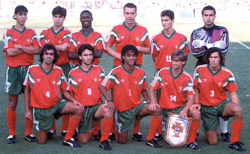 Portugal-90-91-adidas-unform-red-green-red-group.JPG