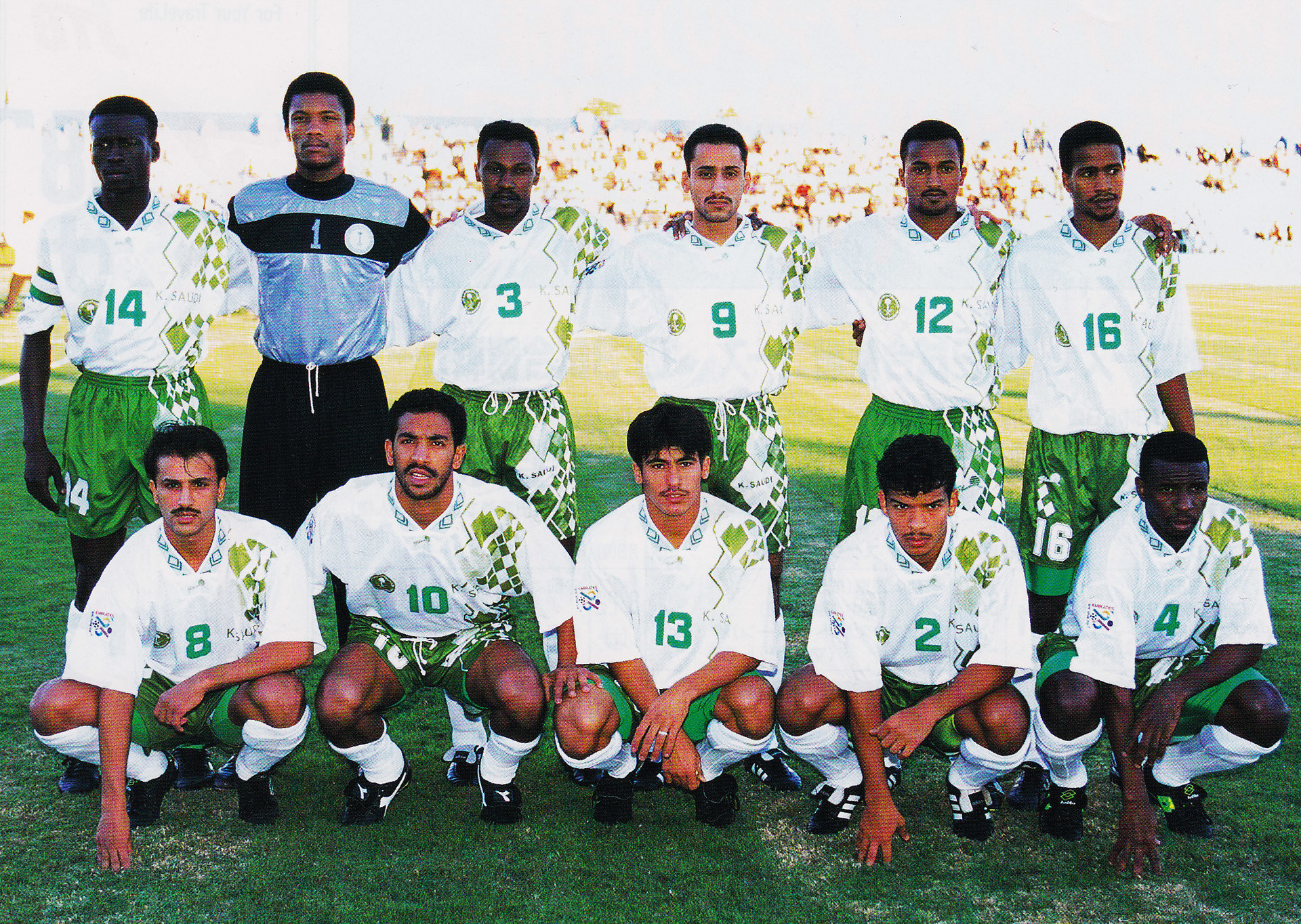 Saudi-Arabia-1996-Shamel-asian-cup-home-kit-white-green-white-line-up.jpg