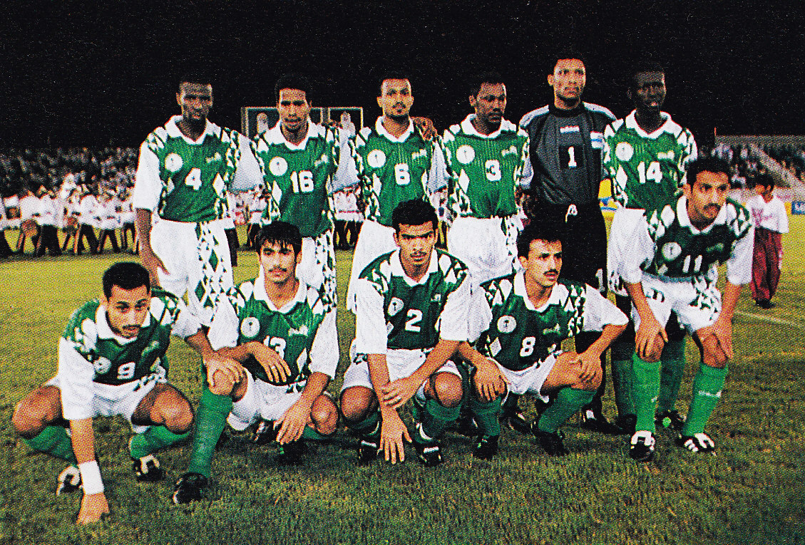 Saudi-Arabia-1997-Shamel-away-kit-green-white-green-line-up.jpg