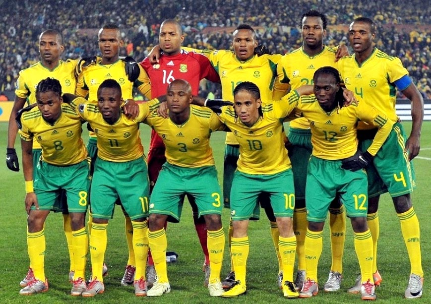 South Africa-10-adidas-World Cup-home-kit-yellow-green-yellow-pose.JPG
