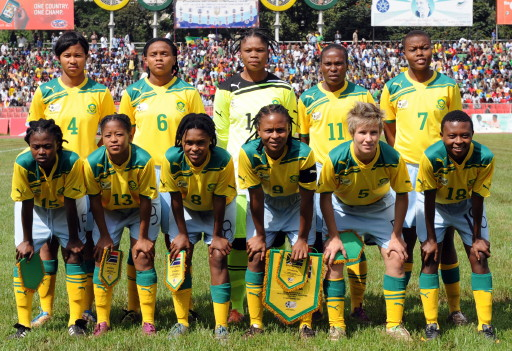 South Africa-11-PUMA-women-home-kit-yellow-light blue-yellow-line-up.jpg