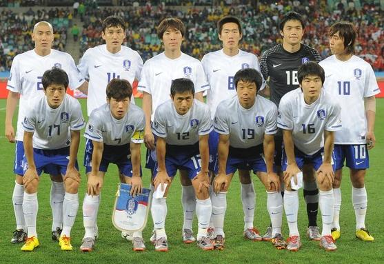 South Korea-10-NIKE-world cup-away-kit-white-blue-white-line up.JPG