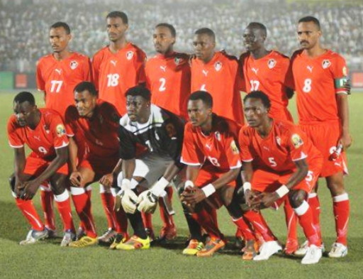 Sudan-11-PUMA-home-kit-red-red-red-line-up.jpg