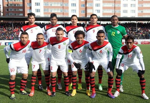 Timor-Leste-2015-mitre-away-kit-white-white-stripe-line-up.jpg