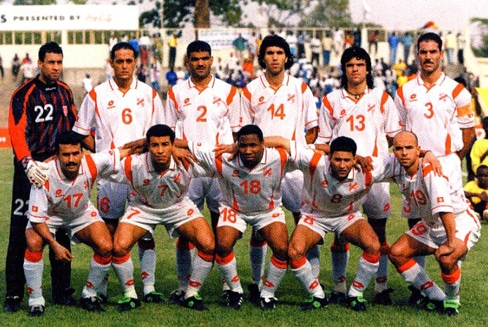 Tunisia-1998-lotto-nations-cup-home-kit-white-white-white-line-up.JPG