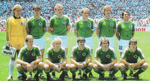 West Germany-86-adidas-away-kit-green-white-green-line-up.jpg