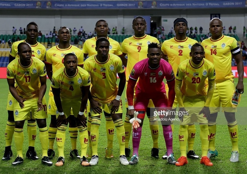 Zimbabwe-2017-MAFRO-home-kit-yellow-yellow-yellow-line-up.jpg
