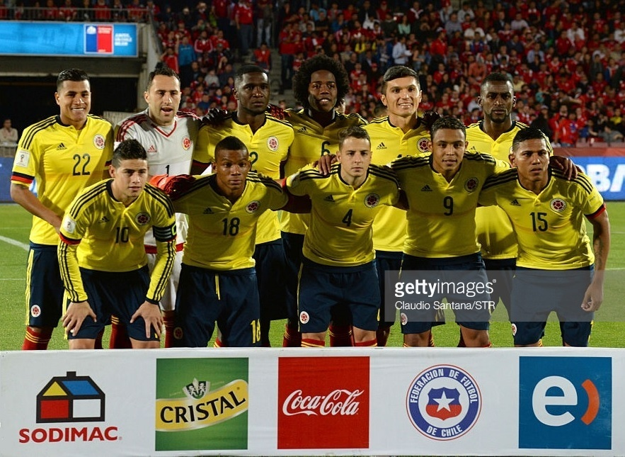 Colombia-2015-adidas-home-kit-yellow-navy-red-line-up.jpg